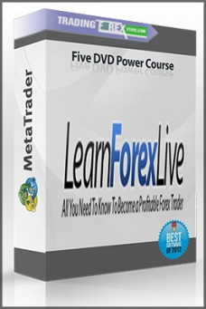 Five DVD Power Course (Videos 6 GB, MT4 Indicators) (Dec 2011)