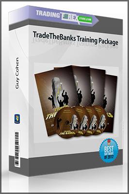 Guy Cohen – TradeTheBanks Training Package