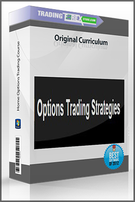 Home Options Trading Course – Original Curriculum