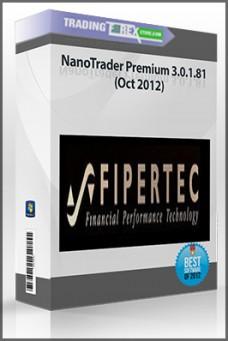 NanoTrader Premium 3.0.1.81, (Oct 2012)