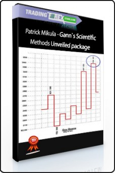 Patrick Mikula – Gann`s Scientific Methods Unveiled package