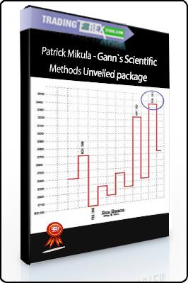Patrick Mikula – Gann`s Scientific Methods Unveiled package