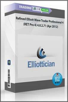 Refined Elliott Wave Trader Professional 4 (RET Pro 4) 4.0.2.71 (Apr 2012)