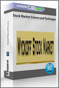 Richard Wyckoff Course – Stock Market Science and Technique