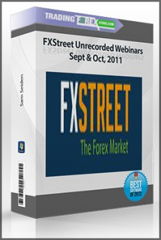 Sam Seiden – FXStreet Unrecorded Webinars Sept & Oct, 2011