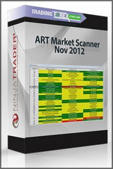 ART Market Scanner (Nov 2012)