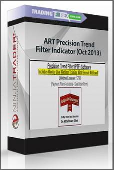 ART Precision Trend Filter Indicator (Oct 2013)