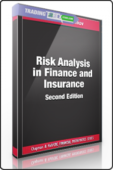 Alexander Melnikov – Risk Analysis in Finance & Insurance