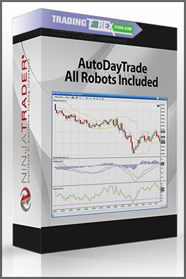 AutoDayTrade All Robots Included (Trendfinder, Scalper, eMini Hybrid) (May 2012)