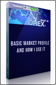 Basic Market Profile and How I Use It