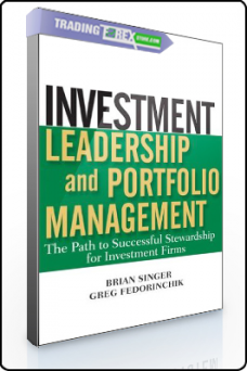Brian Singer – Investment Leadership & Portfolio Management