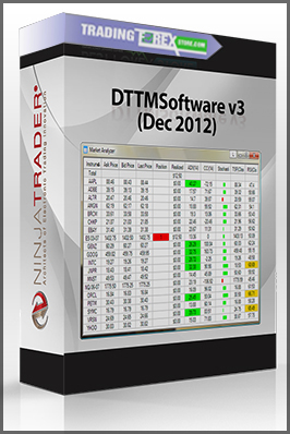 DTTMSoftware v3 (Dec 2012)