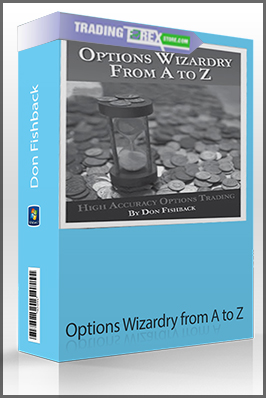 Don Fishback – Options Wizardry from A to Z (Video 2.80 GB)