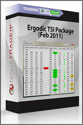 Ergodic TSI Package (Feb 2011)