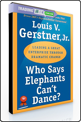 Gerstner Louis – Who Says Elephants Can't Dance