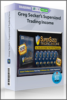 Greg Secker's Supersized Trading Income