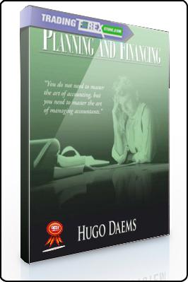 Hugo Daems – Planning & Financing