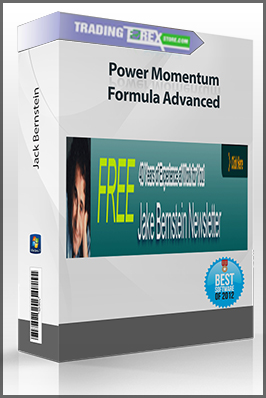 Jack Bernstein – Power Momentum Formula Advanced