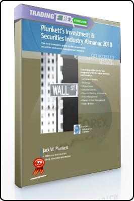 Jack W.Plunkett – Plunketts Investment & Securities Industry Almanac 2010