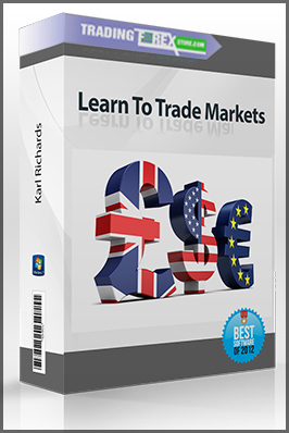 Karl Richards – Learn To Trade Markets