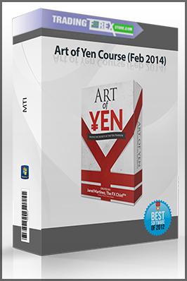 MTI – Art of Yen Course (Feb 2014)