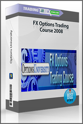 Options university - fx options trading course