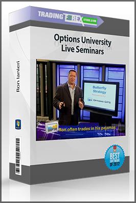Ron ianieri options theory & trading