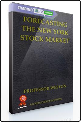 Professor Weston – Forecasting the New York Stock Market