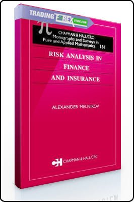 Risk Analysis in Finance and Insurance (Chapman & Hall/CRC Financial Mathematics Series)