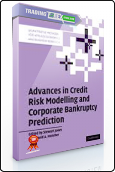 Stewart Jones – Advances in Credit Risk Modelling & Corporate Bankruptcy Prediction