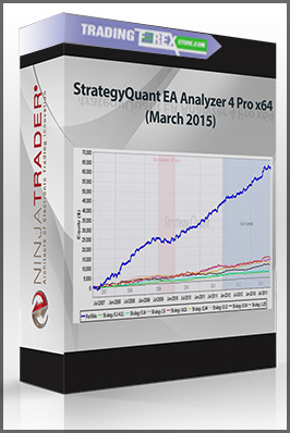 StrategyQuant EA Analyzer 4 Pro x64 (March 2015)