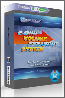 Todd Mitchell – Emini Volume Break Out System