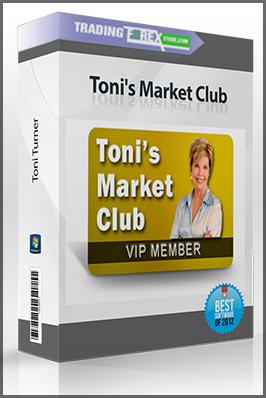 Toni Turner – Toni's Market Club