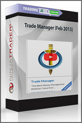 Trade Manager (Feb 2013)