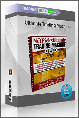 Ultimate Trading Machine DVD