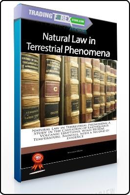 William Digby – Natural Law in Terrestrial Phenomena