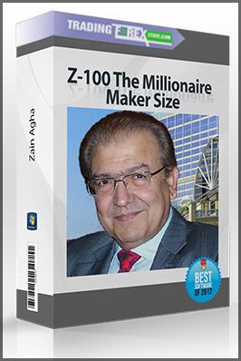 Zain Agha – Z-100 The Millionaire Maker