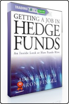 Adam Zoia – Getting a Job in Hedge Funds