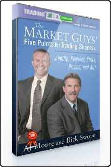 Aj Monte – Market Guys. Five Points for Trading Success