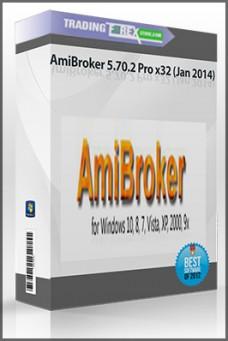 AmiBroker 5.70.2 Pro x32 (Jan 2014)