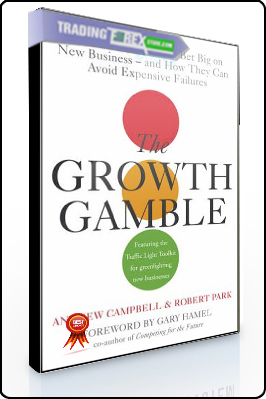 Andrew Campbell – The Growth Gamble