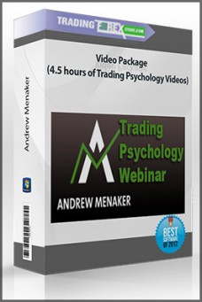 Andrew Menaker – Video Package (4.5 hours of Trading Psychology Videos)