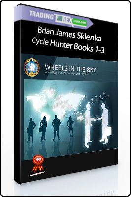 Brian James Sklenka – Cycle Hunter Books 1-3