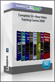 Complete 32+ Hour Video Training Course 2008