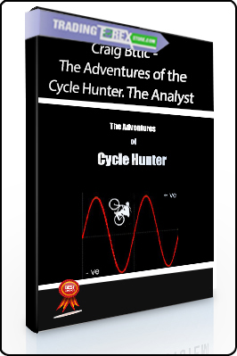 Craig Bttlc – The Adventures of the Cycle Hunter. The Analyst