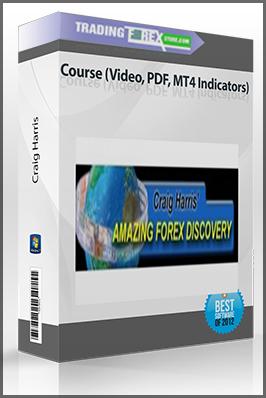 Craig Harris – Course (Video, PDF, MT4 Indicators)