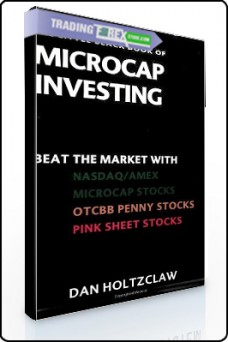 Dan Holtzclaw – The Little Black Book of Microcap Investing. Beat the Market with NASDAQ-AMEX