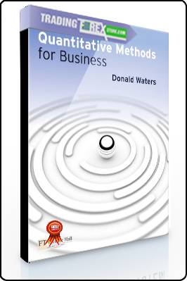Donald Waters – Quantitative Methods for Business 5th Ed