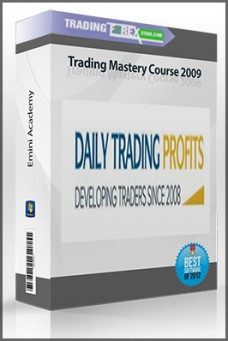 Emini Academy – Trading Mastery Course 2009
