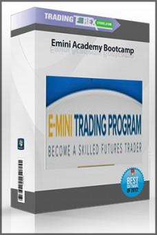 Emini Academy Bootcamp (Video, Manuals 7.2 GB)